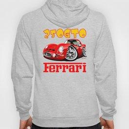 Ferrari GTO250 caricature Hoody
