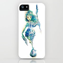 Water in the sky iPhone Case