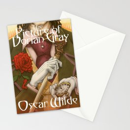 The Picture of Dorian Gray by Oscar Wilde Stationery Cards