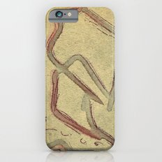bulls [AGAINST tauromaquia] Slim Case iPhone 6s