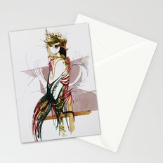 EXOTIC PARROT Stationery Cards