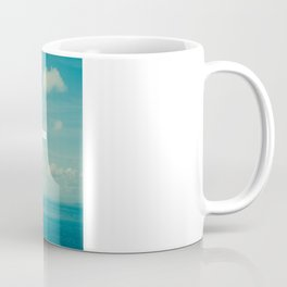 Love is the shortest distance between two hearts. Coffee Mug
