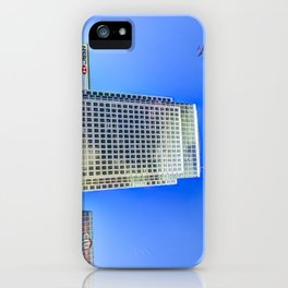 Canary Wharf London iPhone Case
