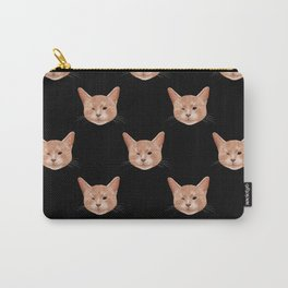 Kiki, the pretty blind cat Carry-All Pouch