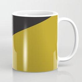 Blocked Olive Coffee Mug