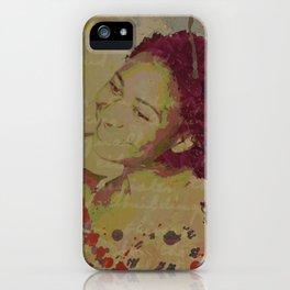 Juliana iPhone Case