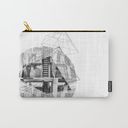 Pyramid_1 Carry-All Pouch