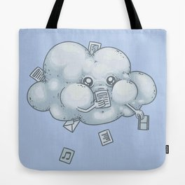 Cloud Storage Tote Bag