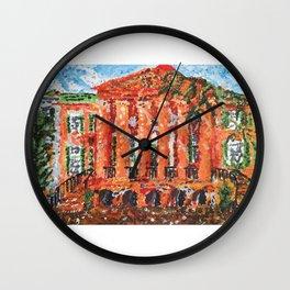 Cistern Charleston, SC Wall Clock