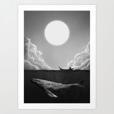 Otherside Art Print