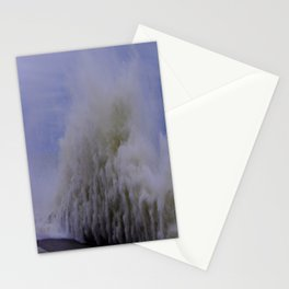When Sandy Made Waves in Chicago #9 (Chicago Waves Collection) Stationery Cards