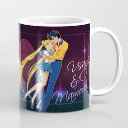 Usagi and Mamoru Coffee Mug