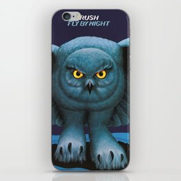 Rush Fly By Night iPhone Skin