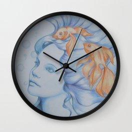 Sirena Wall Clock