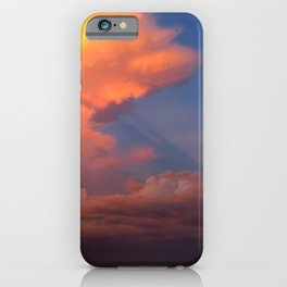 solar rainbow iPhone Case