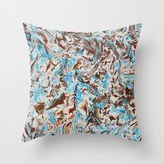 manifest destiny Throw Pillow