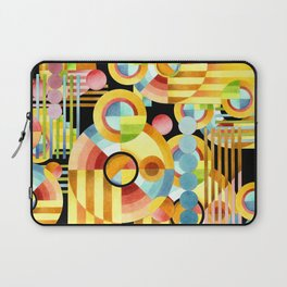 Art Deco Maximalist Laptop Sleeve