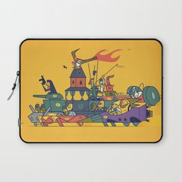 Wacky Max Laptop Sleeve