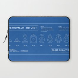Astromech Evolution Laptop Sleeve