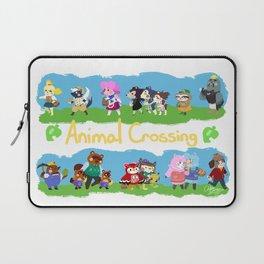 Animal Crossing Laptop Sleeve