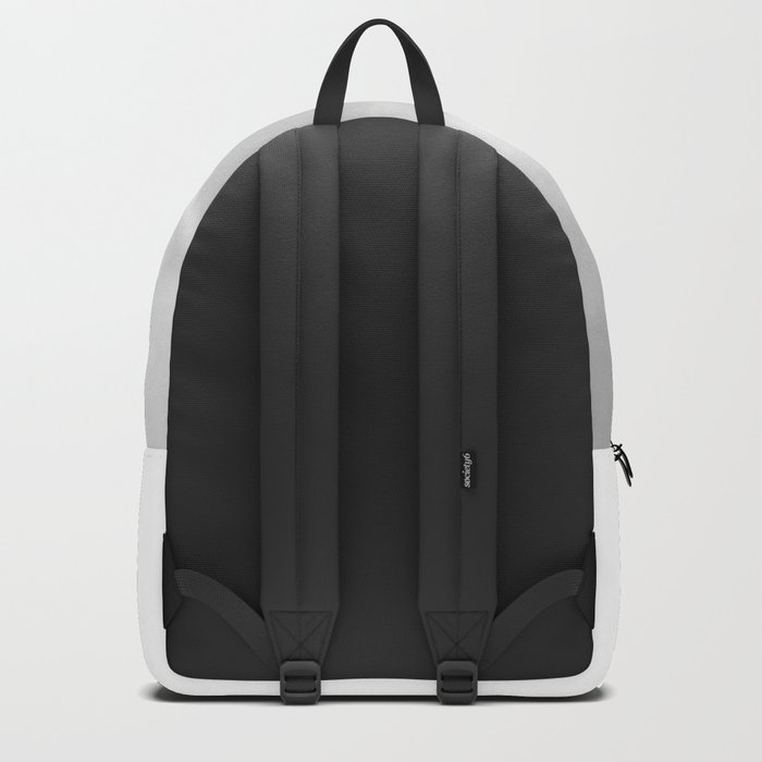 Black and white Statue of Liberty Backpack