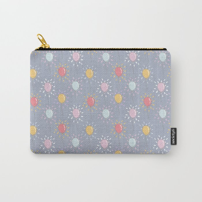 balloon pattern Carry-All Pouch