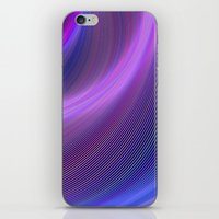 storm iPhone & iPod Skins featuring Storm by David Zydd