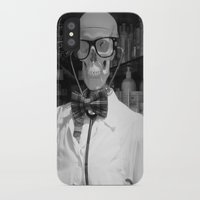 scrubs iPhone & iPod Cases featuring Mad Doc by Arte Cluster