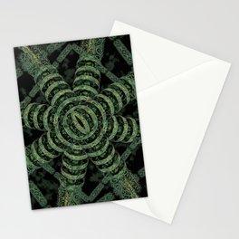 Digital Art Collage Ornate Artwork Stationery Cards