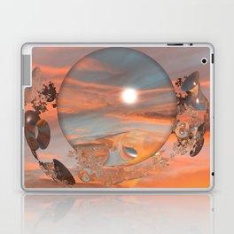 Lunar Sunset Laptop & iPad Skin