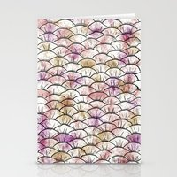 scales Stationery Cards featuring Scales by Valerie C. Salmon