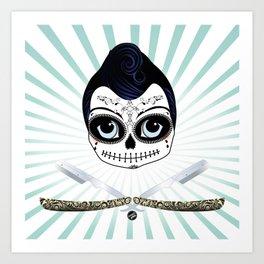 Day of the Dead (Alejandro) Art Print