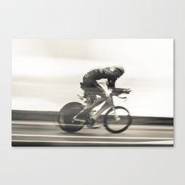 Cyclist 1 Canvas Print