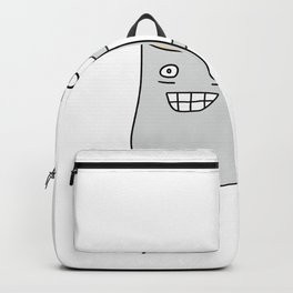 Keep Calm and Drink Tea. Relax time Backpack