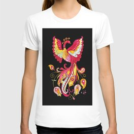 Firebird - Fantasy Creature T-shirt