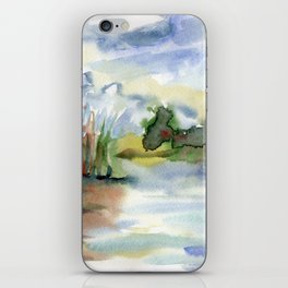 Tranquility2 iPhone Skin