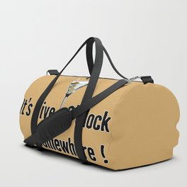 It's Five O'Clock Somewhere Duffle Bag