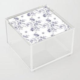 Penis Pattern Acrylic Box