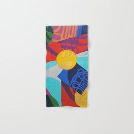 French Horn Hand & Bath Towel