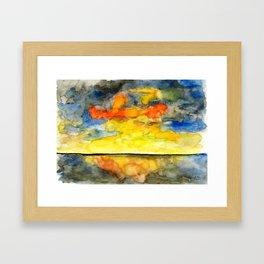 Mixed Colors 2 Framed Art Print