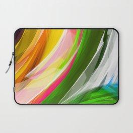 Spring Wave Laptop Sleeve