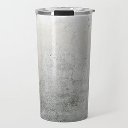 Concrete Style Texture Travel Mug