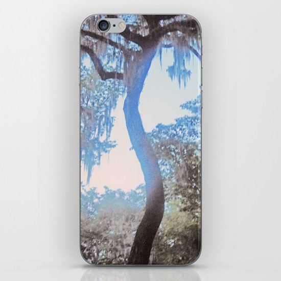 S is for Tree iPhone & iPod Skin