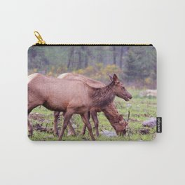Snoqualmie Valley Elk Carry-All Pouch