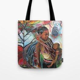 Sacred Wisdom Tote Bag