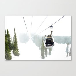 Whistler Blackcomb Canvas Print