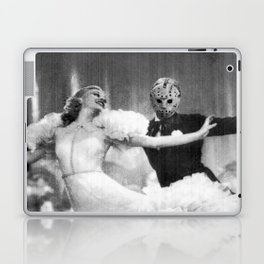 Jason Vorhees as Fred Astaire Laptop & iPad Skin