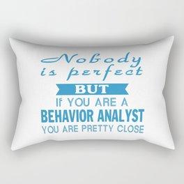 Behavior Analyst Rectangular Pillow