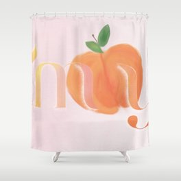 Impeachy Shower Curtain