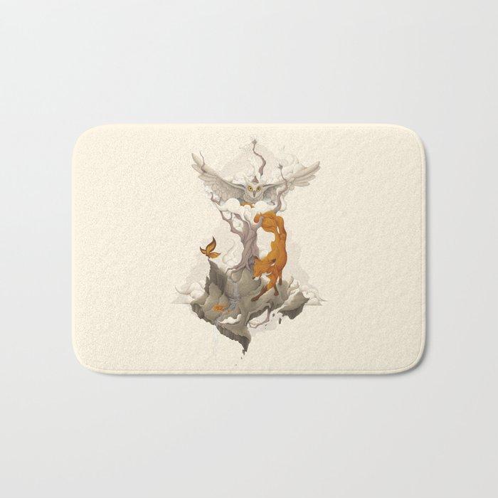 Wild Animals Bath Mat